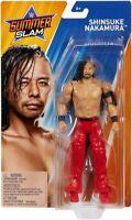 Mattel WWE Summer Slam Action Figures Shinsuke Nakamura - 2018 Edition - New