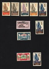 Afrique Equatoriale Francaise - Gabon - French Equatorial Africa (small collect)