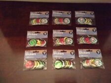 Tiny Crafts Foam Smiley Stickers 12pc New Lot of 9 (108 total stickers)