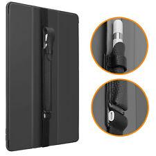mumbi Stift Halter f. Apple iPad 2018 & iPad Pro Pencil Tasche Case Schutz Hülle
