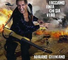 Adriano Celentano - Facciamo Finta Che Sia Vero [New CD]