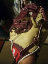 new play ball  baseball gloves 11.75 made in mexico