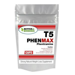 T5 PhenMax™ STRONG Appetite Suppressant Diet Pills PHENTRAMINE Weight Loss