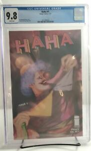 HaHa #1 [CGC 9.8]
