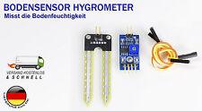 Feuchtigkeitssensor Blumenerde Hygrometer f. Arduino Raspberry Pi YL-69 SBT4447