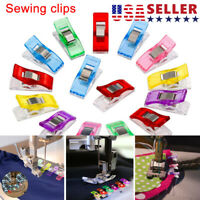 Upgrade Clips For Fabric Quilting Craft Sewing Knitting Crochet DIY USA