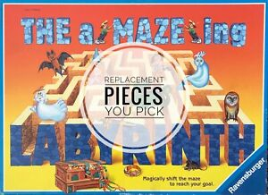The aMAZEing Labyrinth Game Ravensburger Individual Replacement Parts & Pieces