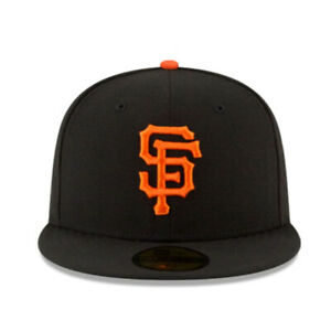 San Francisco Giants SFG MLB Authentic New Era 59FIFTY Fitted Cap - 5950 Hat