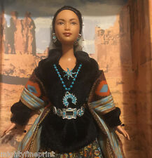Barbie - The Dolls of the World PRINCESS OF THE NAVAJO Doll NRFB