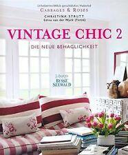 Vintage Chic, 2: Cabbages & Roses de Strutt, Christina | Livre | état très bon