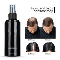 100ml  Keratin Hard Building Fiber Head Hold Lock Finishing Hair Spray 1PCS