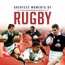 Greatest Moments in Rugby (Little Books), New, Ian Welch Book