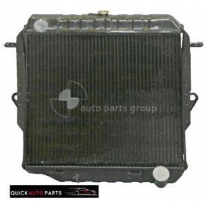 Radiator for Toyota Landcruiser HZJ79R Manual