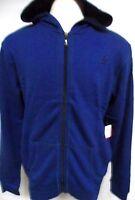 Unit Riders Pure Mens Premium Hoodie Sweatshirt Logo mx motocross Blue