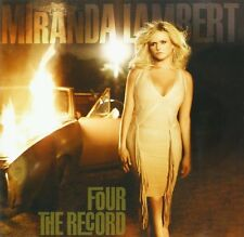 MIRANDA LAMBERT FOUR THE RECORD CD ALBUM (2011)