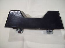 MP 450 Maypole rubber Keel block / bow snubber boat trailer with nuts & washers