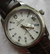 Tudor Prince Oysterdate mens wristwatch steel & gold case 34,5 mm. in diameter