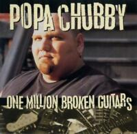 Popa Chubby - One Million Broken Guitars - CD DFGCD 8466