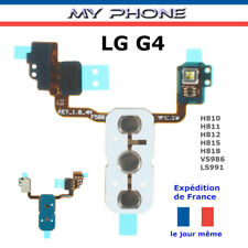NAPPE BOUTON POWER LG G4 Connecteur VOLUME Flex ON/OFF H815 H810 H811 H812 H818