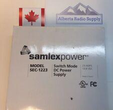 Samlex SEC-1223 12V 23Amp Power Supply