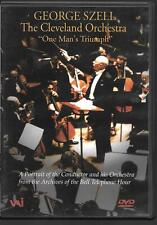 George Szell - The Cleveland Orchestra: 'One Man's Triumph' , USED DVD (2004)