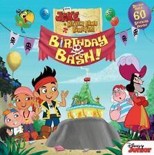 Jake and the Never Land Pirates Birthday Bash by LaRose, Melinda, Disney Book Gr
