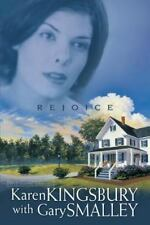 REJOICE Redemption Christian Series Book 4 by Karen Kingsbury FREE SHIPPING