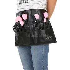 Abody PVC Cosmetic Makeup Brush Apron Bag & Belt Strap Holder High Quality W0K6