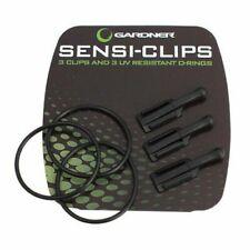 Gardner Tackle Sensi Line Clips *pack of 3* Carp Fishing