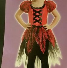 Spider Pirate Witch Dress Costume Dance