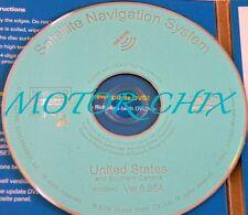 06 07 Civic EX & HYBRID, CRV GPS NAVIGATION DVD-ROM disc ver 6.56A factory map