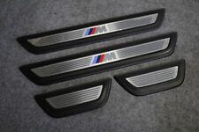 Original BMW X3 F25 X4 F26 M Einstiegsleisten M Paket vorne hinten Leisten