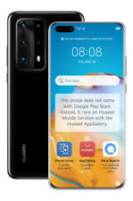 """huawei P40 Pro+ - Smartphone 6.58"""" 512 GB 50 Mpx 5G Android 10 Nero 51095HQK"""