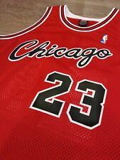 AUTHENTIC Jersey NBA Nike Michael JORDAN Rookie Size 48/XL