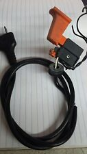 Black&Decker hammer drill trigger with cable