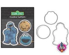 Easy Clean Cartoons Metal Pastry & Cookie Cutters