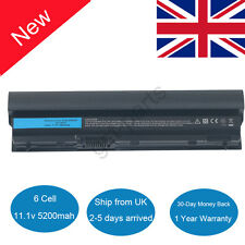 6 Cell battery for Dell Latitude E6120 E6220 E6230 E6320 E6320 XFR E6330 E6430S
