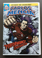 CARLOS MENCIA - Performance Enhanced DVD EX Condition Comedy Central Region 1