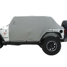 Smittybilt 1059 Cab Cover With Door Flap Water Resistant For 1976-1986 Jeep CJ-7