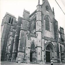 CLÉRY c. 1955 - 3 Photos  Basilique Notre-Dame  Loiret - L 147