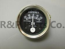 Amp Gauge Ammeter for Farmall IH Cub A AV B C H M MD I6 W4 W6 Supers 354473R91