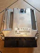 ENGINE ECU  VW T5 2.5 070906016EA 0281014891