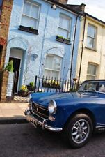 MG Midget Classic Sports Motor Car Photograph Picture