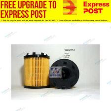 Wesfil Oil Filter WCO113 fits Fiat 500 1.3 D Multijet,1.4 Abarth