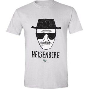 Breaking Bad Heisenberg T-Shirt Official Merchandise M/L/XL OVP & Neu