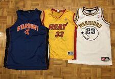 Lot Of 12 NBA Vintage Jerseys Wholesale Reebok Champion Nike Adidas Throwback