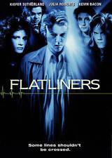 Flatliners (DVD 2014 WS) Keifer Sutherland Julia Roberts Kevin Bacon