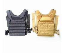MOLLE Operator Plate Carrier Vest Body Armor Chest Assault Rig