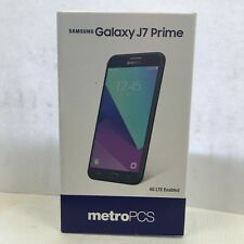 NEW IN BOX SAMSUNG J7 PRIME 32GB J727T SMARTPHONE UNLOCKED FOR ALL GSM CARRIERS