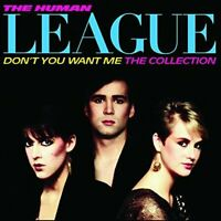 The Human League - Human League - Dont You Want Me The Collection [CD]